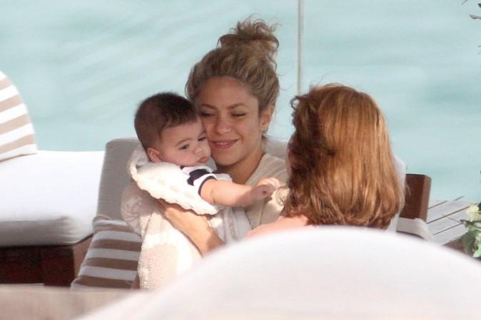 Shakira le 21 juin 2013 à Rio de Janeiro