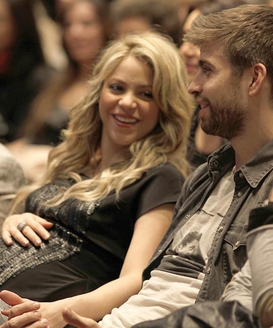 Un joli ventre rond que Shakira n'a jamais hésité à afficher...