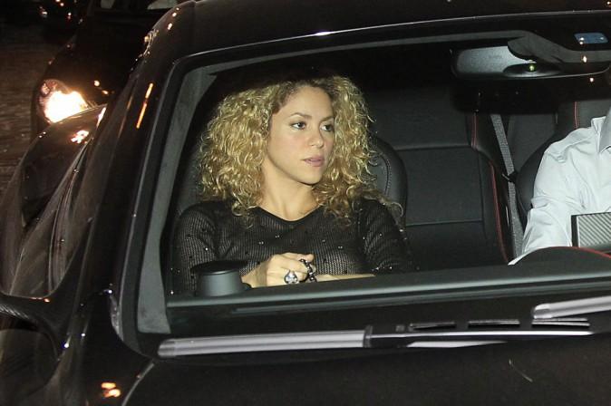 Photos : Shakira : sexy et amoureuse comme au premier jour !