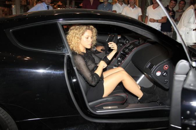 Shakira : sexy et amoureuse comme au premier jour !