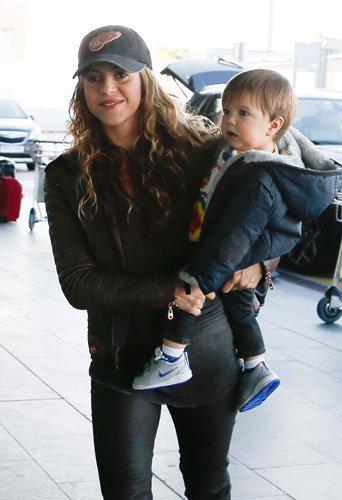 Shakira : son petit Sasha a bien grandi !