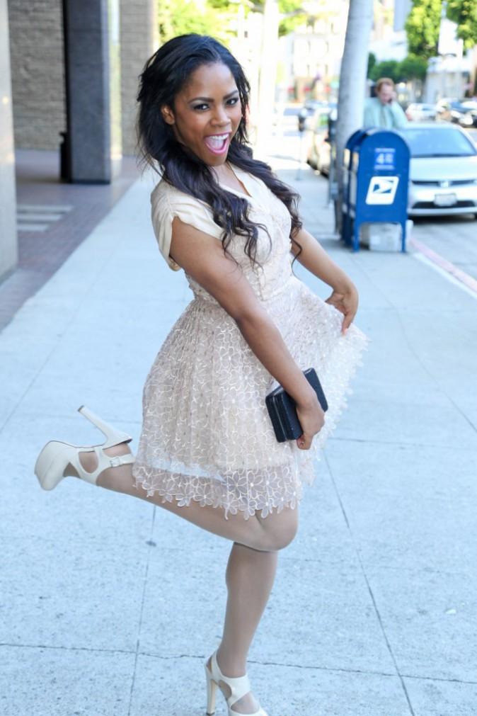 Photos : Shanica Knowles : super pétillante… elle a de quoi faire de l'ombre à ses cousines Solange et Beyoncé !