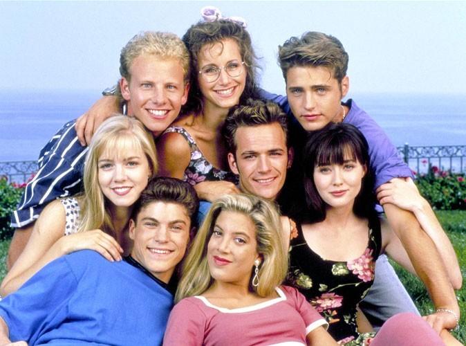 Photos : l'équipe de Beverly Hills en 1997