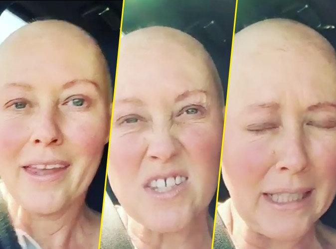 Shannen Doherty, très marquée par le cancer, livre son secret pour ne pas sombrer...