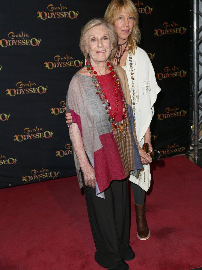 Cloris Leachman en 2016