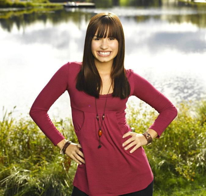 Demi Lovato dans Camp Rock