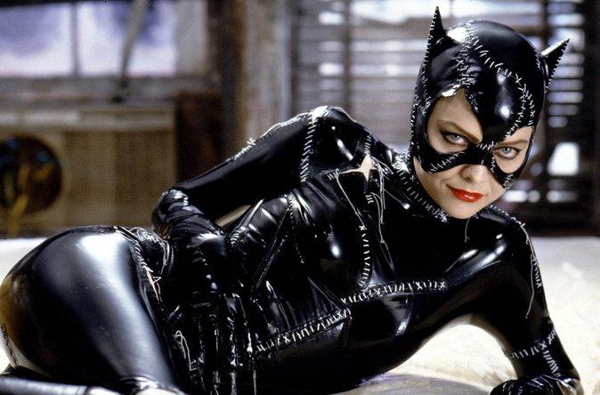 Michelle Pfeiffer dans Batman en 1992