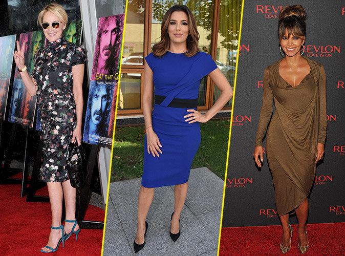 Photos : Sharon Stone, Eva Longoria, Halle Berry : de Miss à actrice !