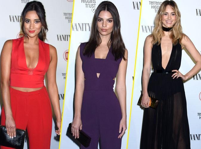 Photos : Shay Mitchell, Emily Ratajkowski et Suki Waterhouse : triple de dose de beautés sexy à L.A. !