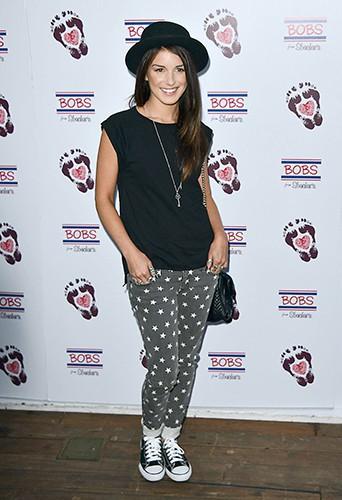 Shenae Grimes à West Hollywood le 21 août 2013