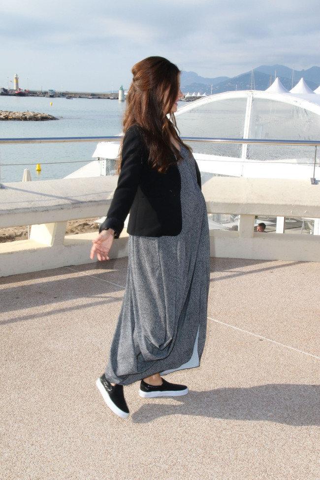 Shiri Appleby à Cannes le 5 octobre 2015