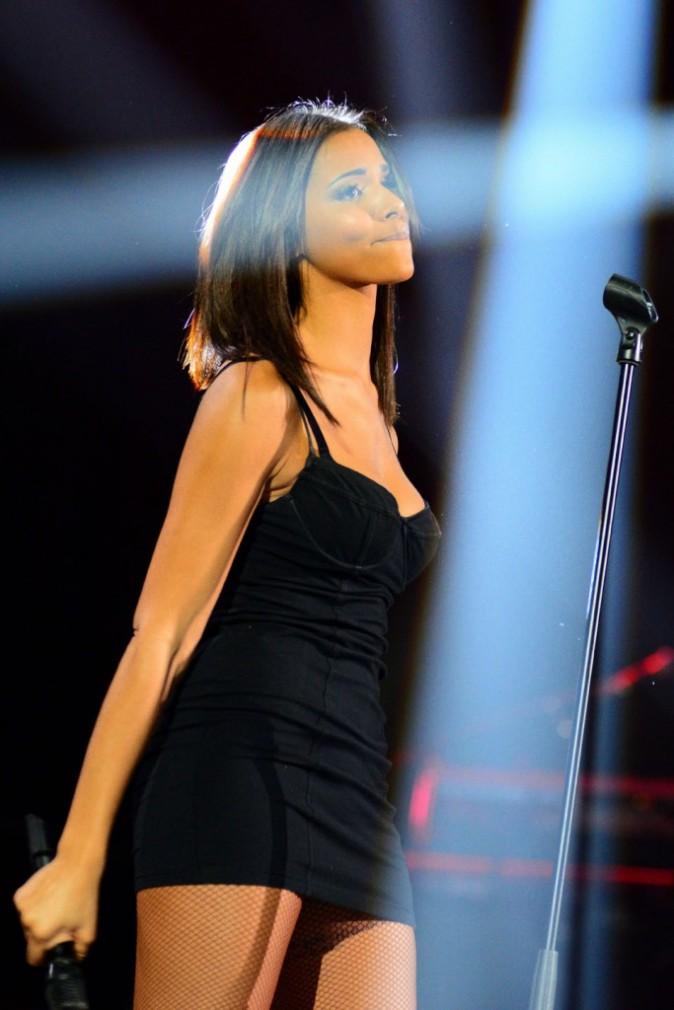 Photos : Shy'm : elle a mis le feu à Bercy !