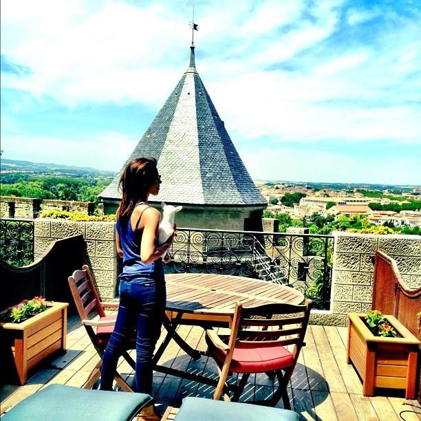 Shy'm à Carcassonne