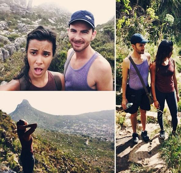Photos : Shy'm : de retour en Afrique du Sud, elle nous fait partager son trip !