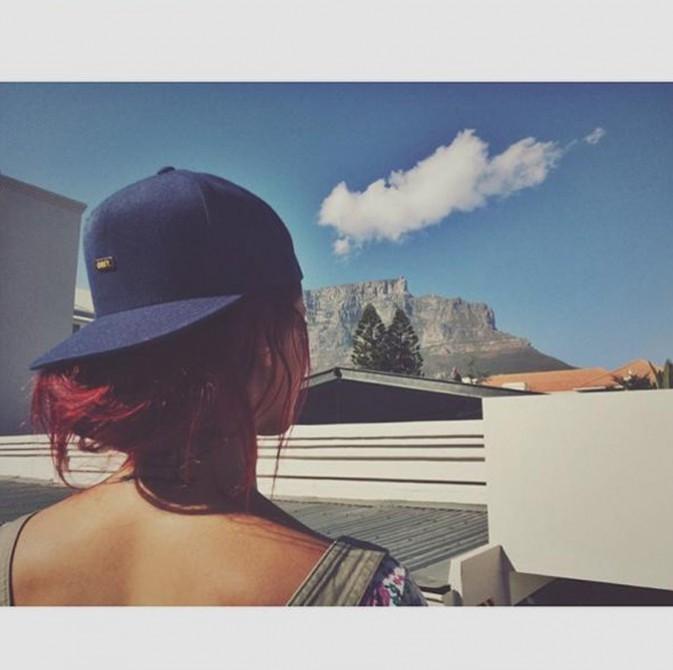 Shy'm tourne son nouveau clip en Afrique du Sud !