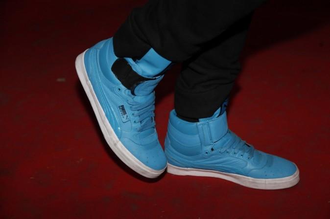 A qui sont ses jolies chaussures ?