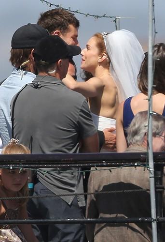 Bradley Cooper et Sienna Miller à Los Angeles le 30 mai 2014