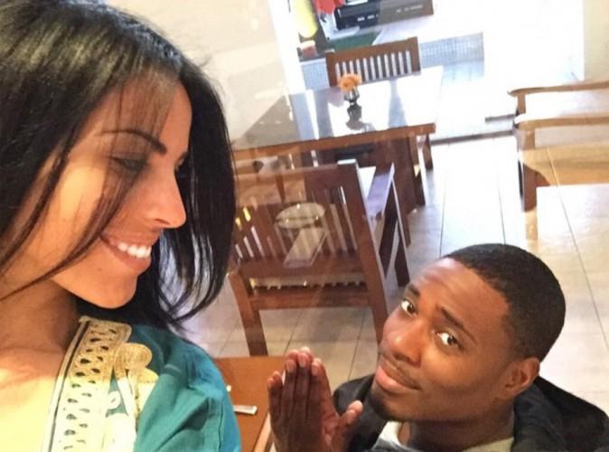 Photos : Siham Bengoua s'affiche dans les bras de Jessy Matador et pousse un coup de gueule !
