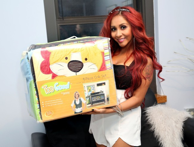 Snooki, New York, 14 mars 2013.
