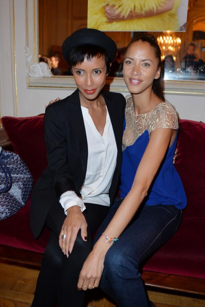 Sonia Rolland et Noémie Lenoir