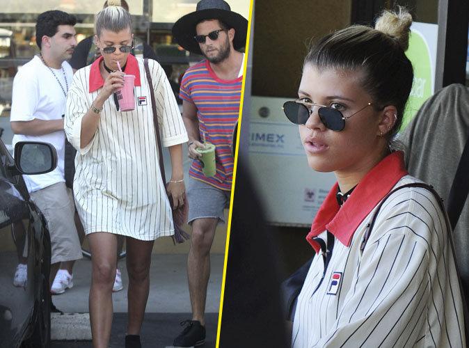 Photos : Sofia Richie se moque des critiques sur son couple avec Justin Bieber !