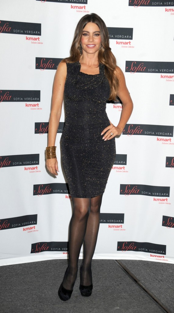 Sofia Vergara le 27 septembre 2012 à New York