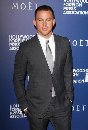 Channing Tatum à Los Angeles le 14 août 2014