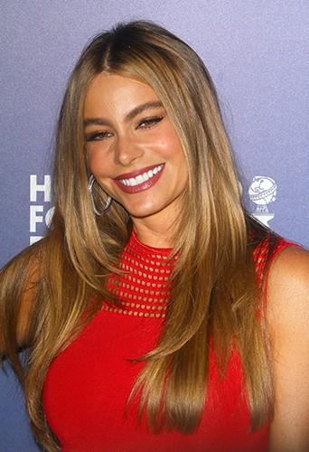Sofia Vergara à Los Angeles le 14 août 2014