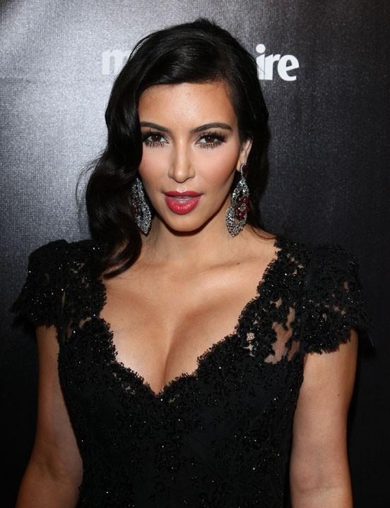 Un popotin célèbre et le tour est joué : Kim Kardashian en n°8