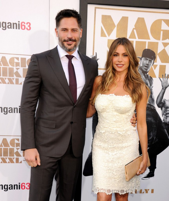 Joe Manganiello et Sofia Vergara