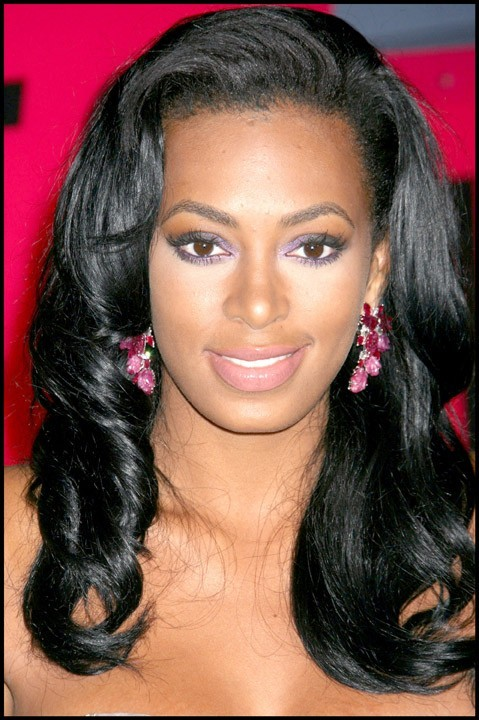 Solange Knowles aux MTV Video Music Awards, le 9 septembre 2007