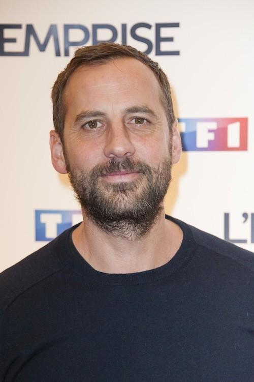 Fred Testot lors de la projection de l'Emprise, le 21 janvier 2015