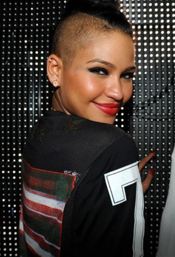 Cassie lors de la Ciroc Party au VIP Room Theater, le 6 mars 2012.