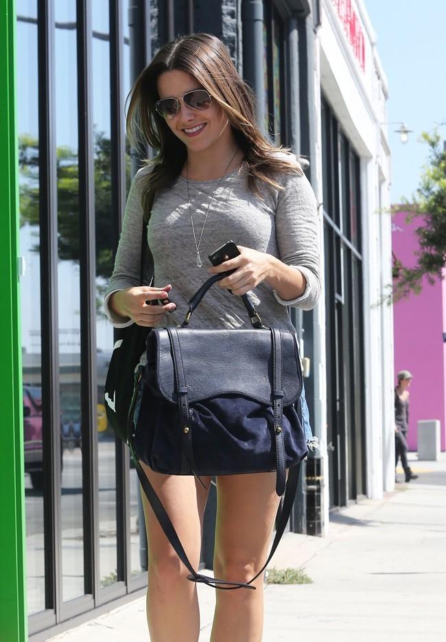 Sophia Bush le 26 septembre 2012 à Los Angeles