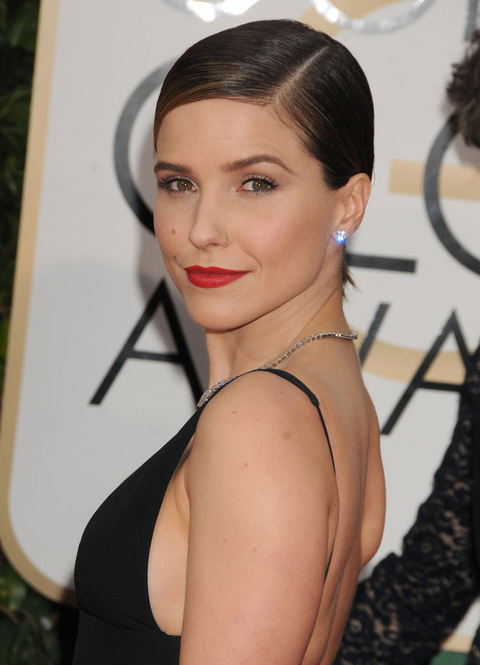 Sophia Bush a un make up parfait !