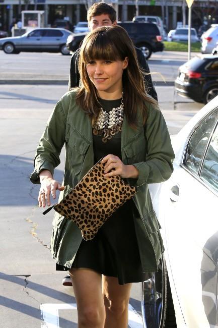 Sophia Bush à Studio City, le 11 avril 2013.