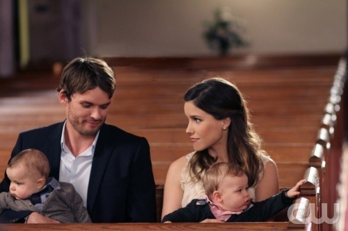 L'adorable famille de Brooke (Sophia Bush)