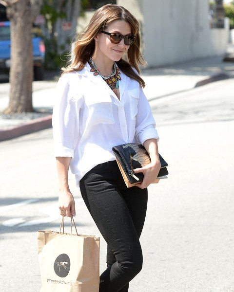 Sophia Bush le 24 mai 2013 à Los Angeles