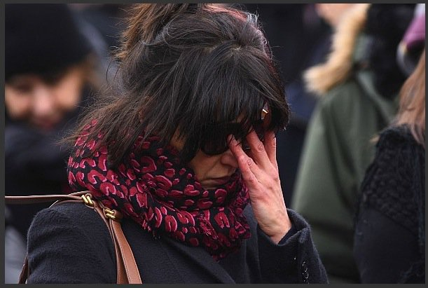 Photos : Sophie Marceau : inconsolable après la disparition d'Andrzej Zulawski...