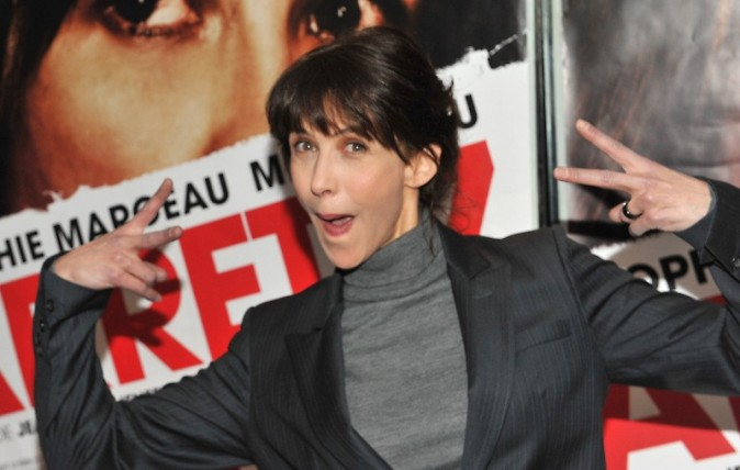 Sophie Marceau le 5 février 2013 à Paris