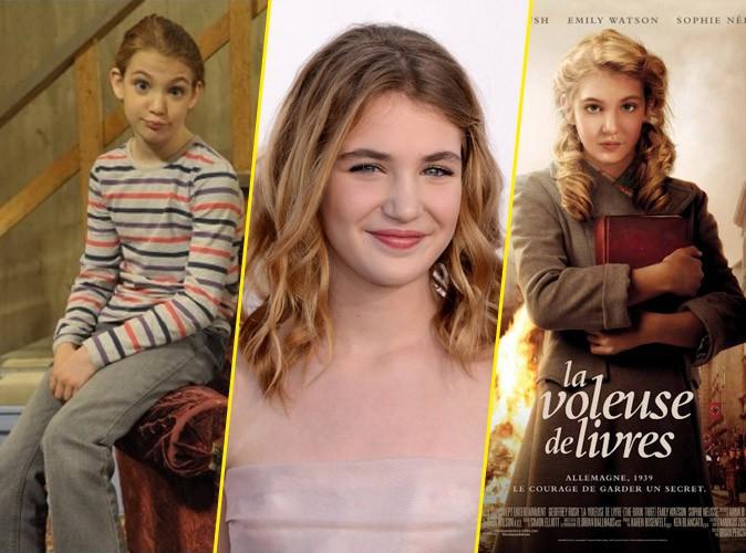 Mais qui est vraiment Sophie Nélisse, la star de La voleuse de livres ?