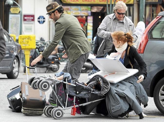 Enfants de stars : Sacha Baron Cohen est le papa renversant d'Olive