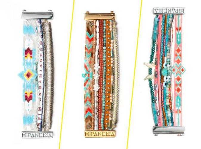 Un bracelet Hipanema