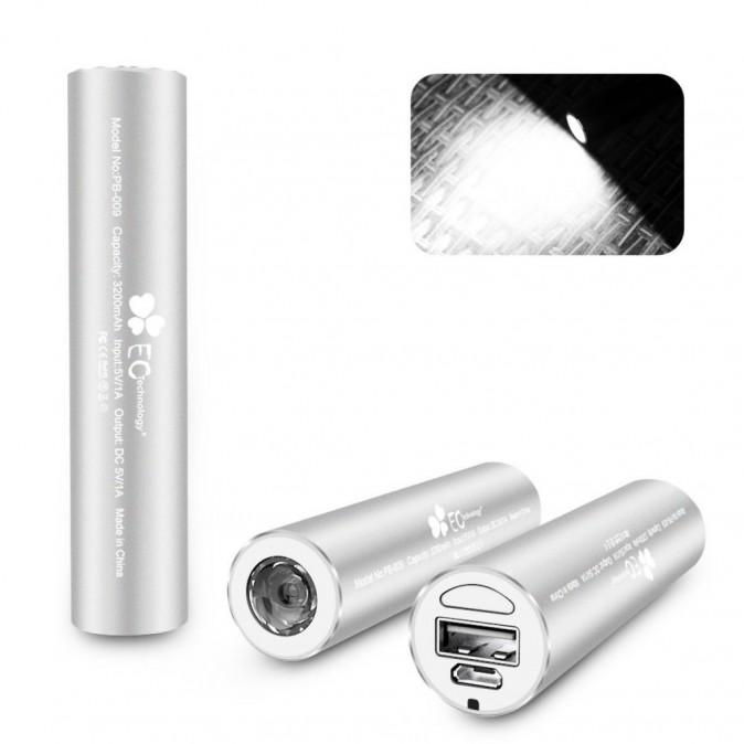 Une batterie rechargeable