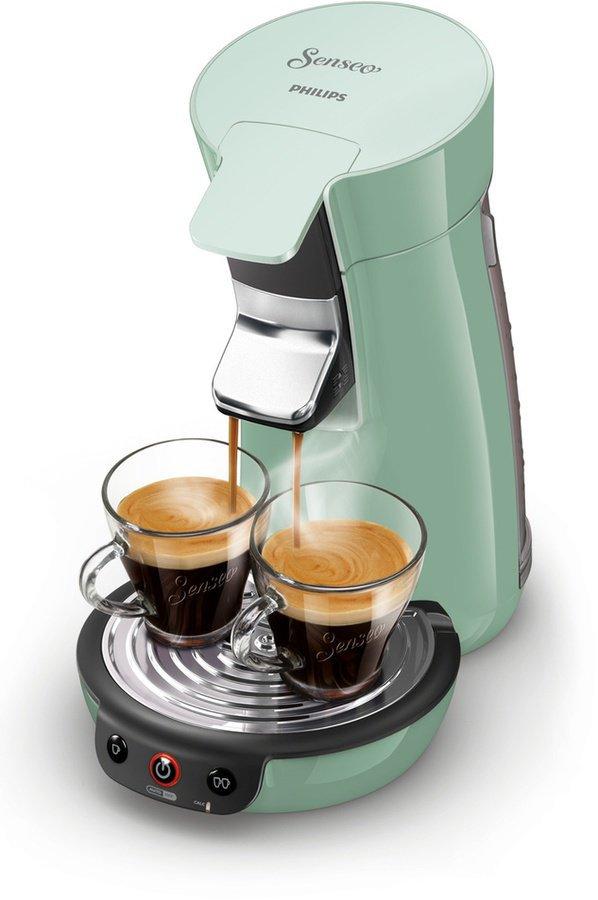 Une cafetière multifonction - Senseo