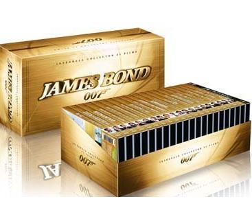 Coffret James Bond