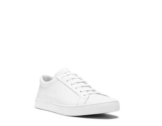 La Jake Leather Sneaker de Michael Kors