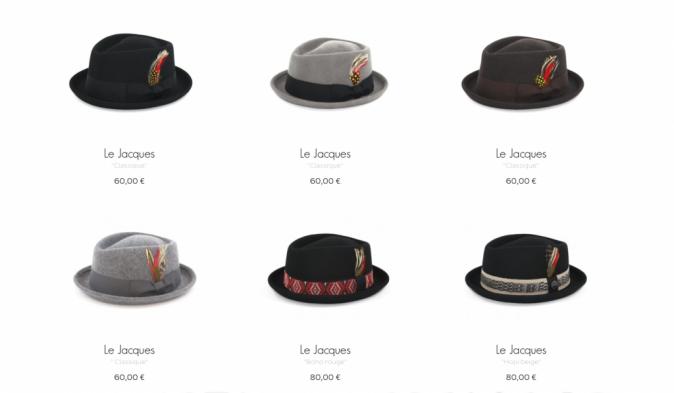 Un chapeau Le Jacques