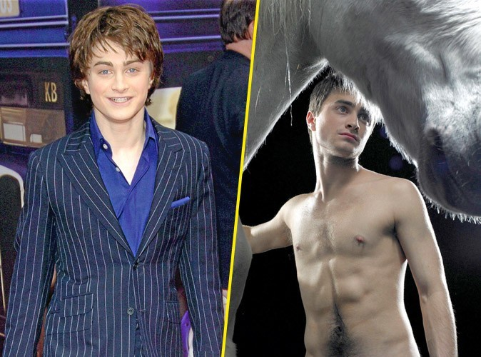 Photos : Daniel Radcliffe est de plus en plus sexy !