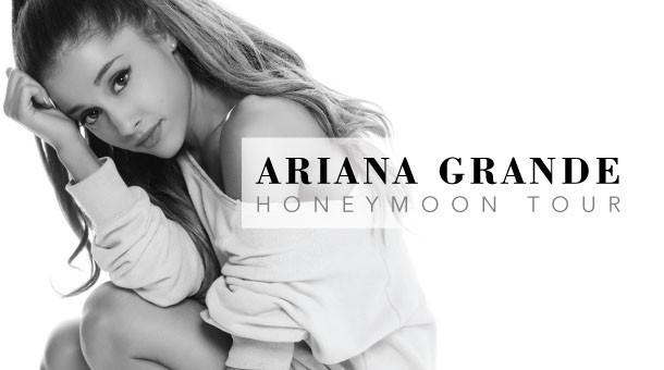 Concert d'Ariana Grande